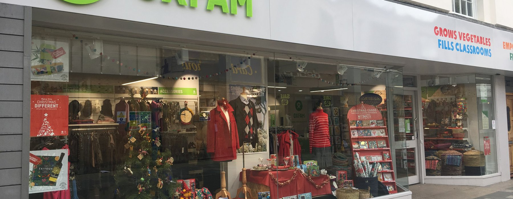 Oxfam Shop - Maidenhead