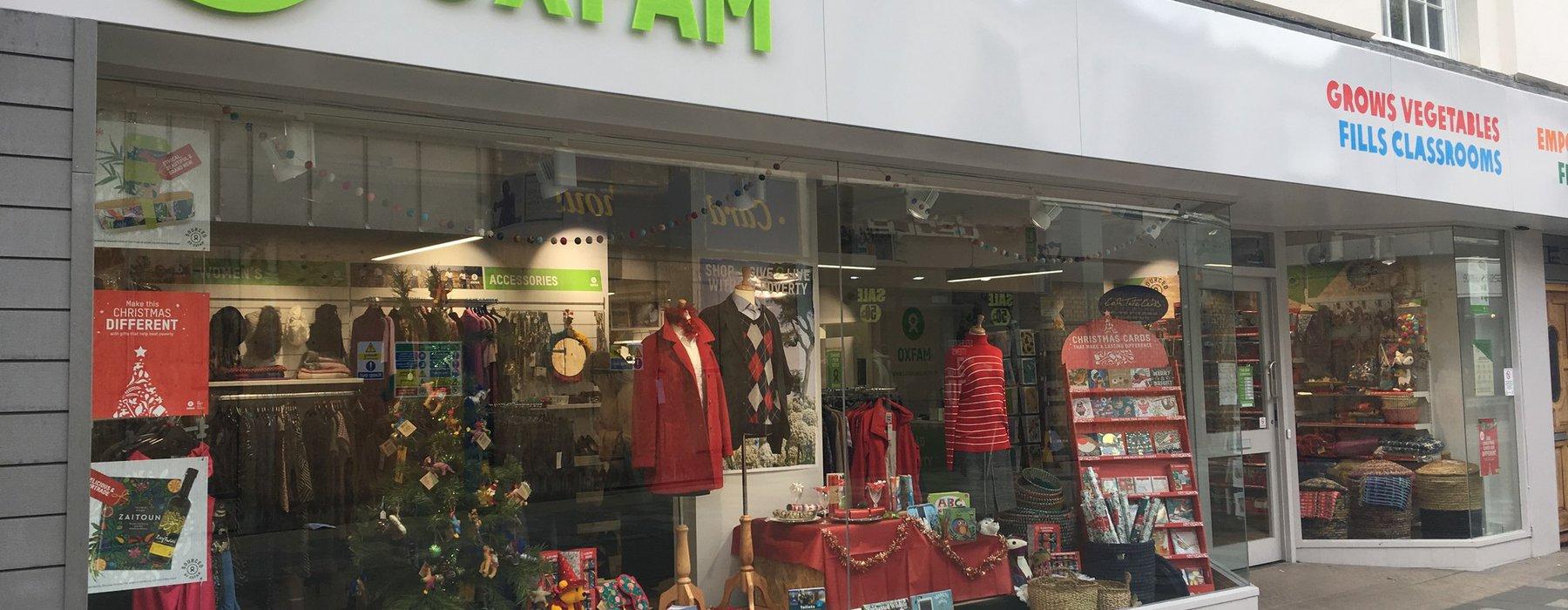 Oxfam Shop - Maidenhead