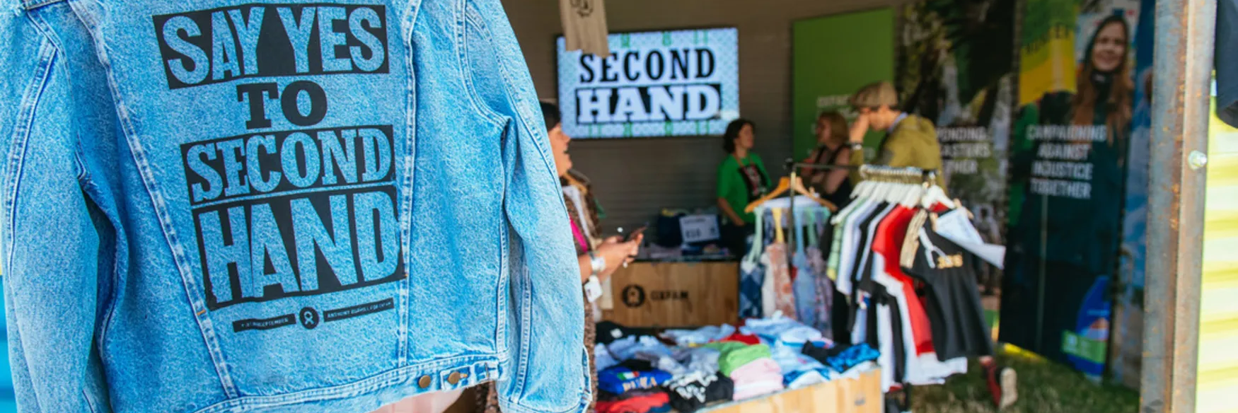 Second Hand September is back for its third year. Find out how you can take part!