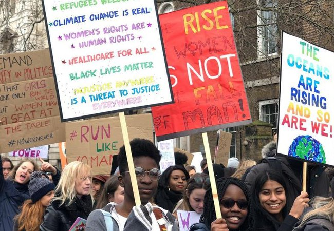 Making Sense of the Climate Emergency is a free download form Oxfam Education