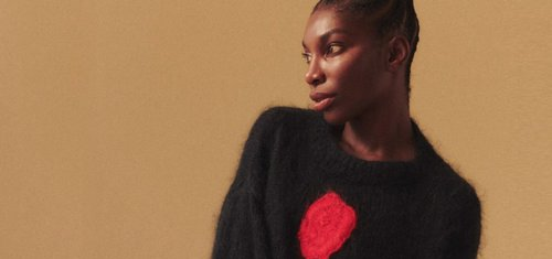 Michaela Coel supports Second-Hand September